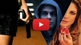 Nossos filmes, séries e vídeos pra você passar o tempo enquanto ganha conteúdo!